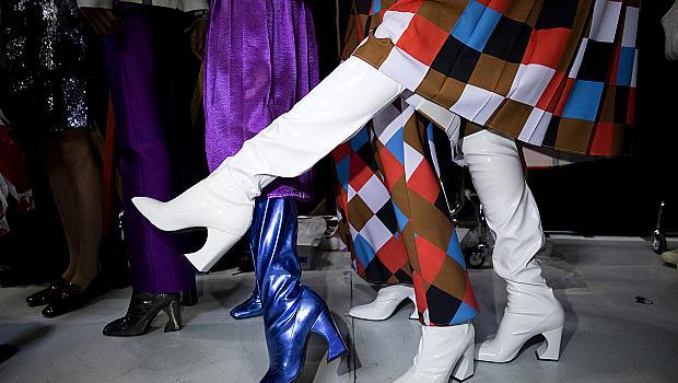 Тренди находка ли са чизмите?