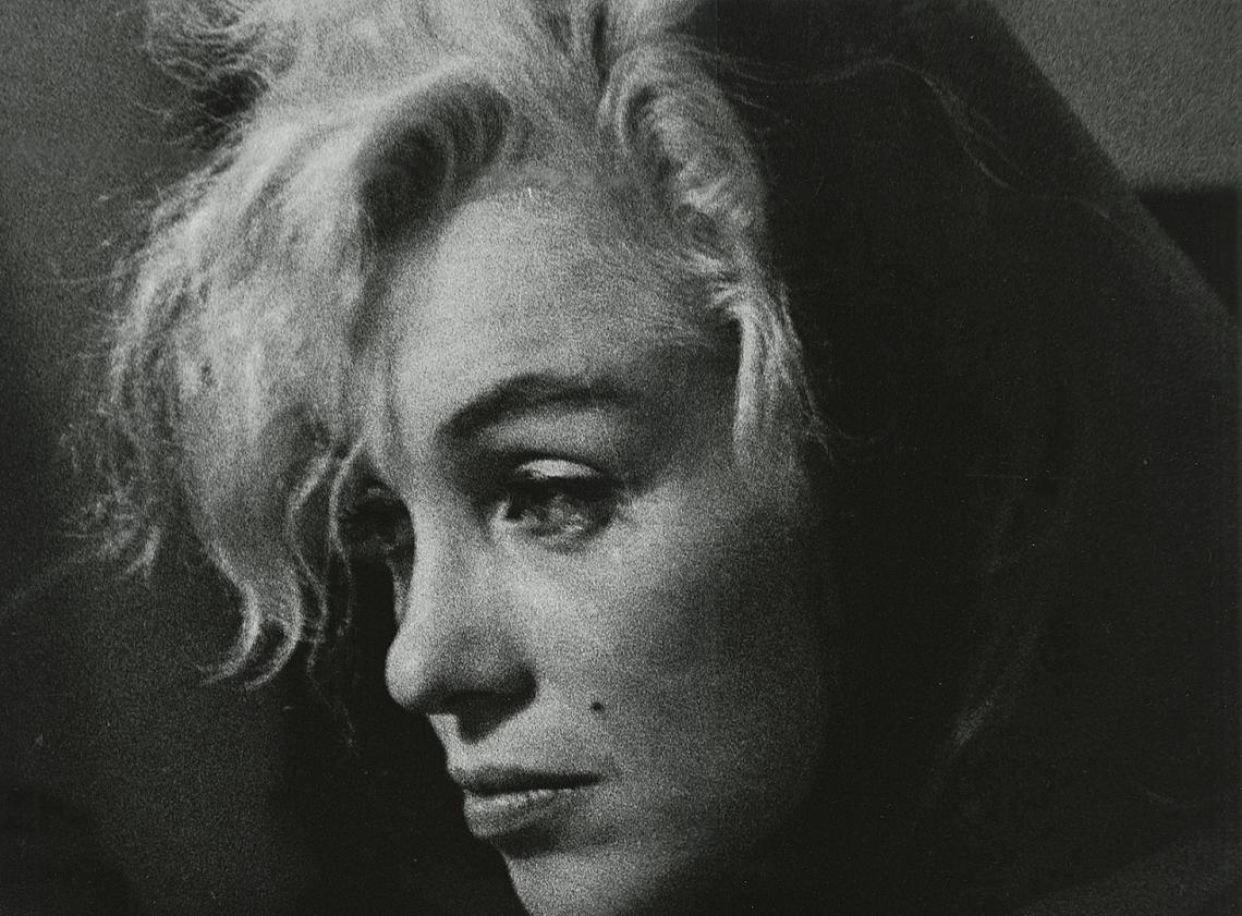 Мерилин Монро, Холивуд, Калифорния, 1962