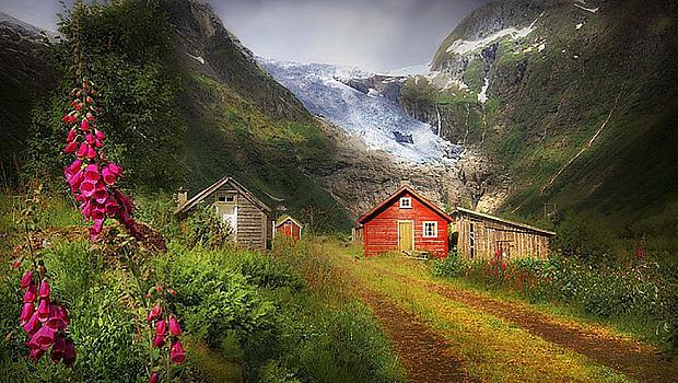 15 снимки от Норвегия, които ще спрат дъха ви