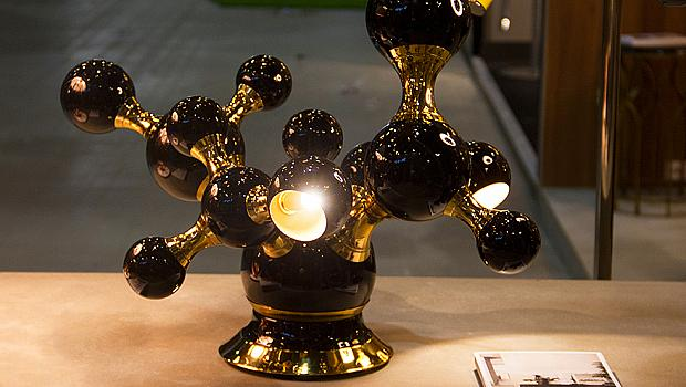 """""""Звезден"""" дизайн за лампи"""