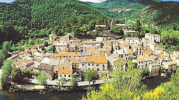 Китното селце Авен в Южна Франция