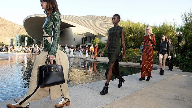 Никола Гаские представи круизна колекция на Louis Vuitton
