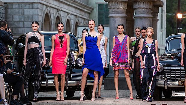 ELLE Italia се впечатли от Balkan Fashion Week