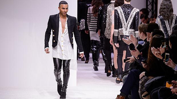 Оливие Рустейн отново затвърди лидерската си позиция по време на Седмица на модата в Париж