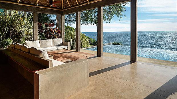 Тази къща на плажа ни кара да зарежем всичко