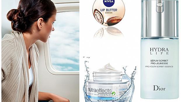 Красотата по време на полет: 6 съвета + подходяща козметика