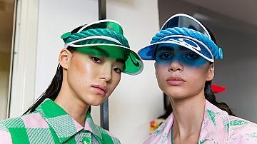 20 от най-стилните шапки с козирка, които ще ни пазят от горещото слънце