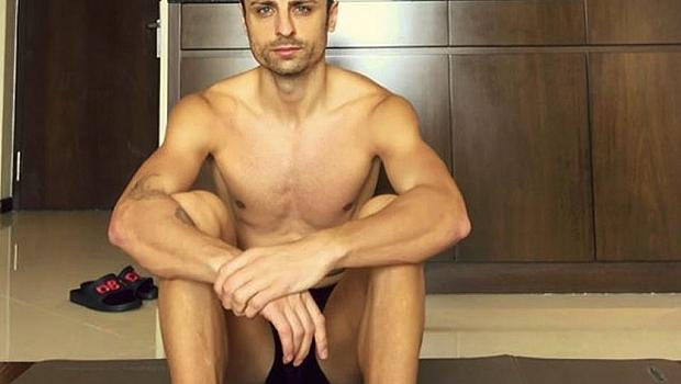 Новото хоби на Димитър Бербатов е йогата