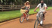 Как Бийонсе и Джей Зи изкараха ваканцията си на Хаваите