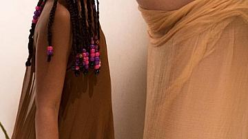 Фотосесията на бременната Бийонсе