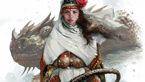 ELLE чете: Морска царица със сияйни коси пристъпвала омайно край Перник