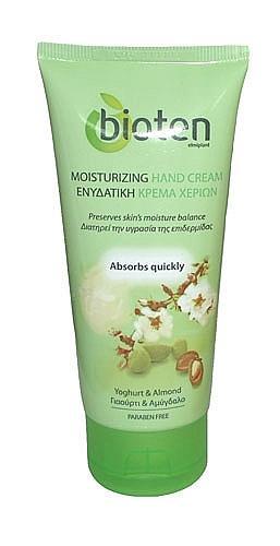 Хидратиращ крем за ръце Skin Cear на Bioten