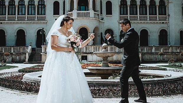 Световни шампиони по Шотокан Карате-До даряват пари от сватбата си за българския фолклор