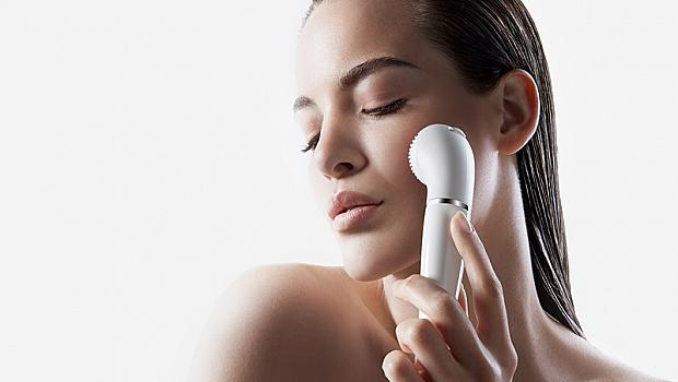 9 грешки в използването на четка за почистване на лице