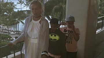 Ваканцията на Бритни Спиърс на Хаваите