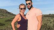 Бритни Спиърс пусна нови снимки в Instagram с приятеля си
