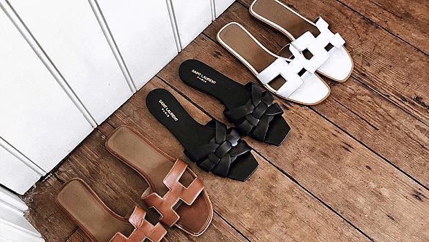 Най-известните бюджетни сандали