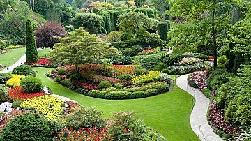 Най-красивите градини и паркове по света