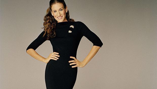 Сара Джесика Паркър създава колекция от черни рокли