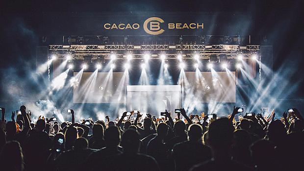 Mасивен техно уикенд на Cacao Beach