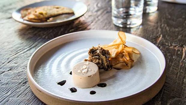 Рецептите на най-добрите жени готвачи в света: мус от гъби портобело от Аманда Коен