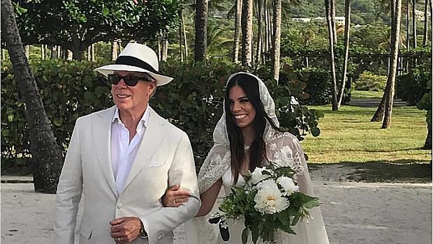 Дъщерята на Томи Хилфигър се омъжи