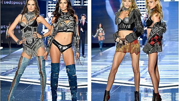 Колекцията на Balmain за Victoria's Secret