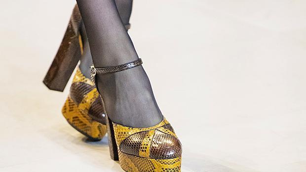 Най-елегантните обувки на висок ток от новите есенни колекции