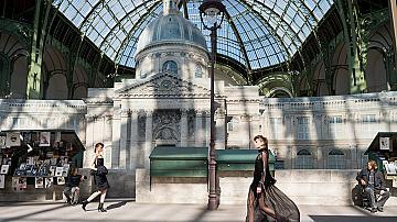 Уникалните сценографии на Карл Лагерфелд за Chanel