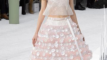 Chanel Paris Haute Couture SS15