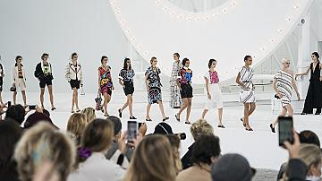 Всички модни предложения на Chanel за пролет 2021