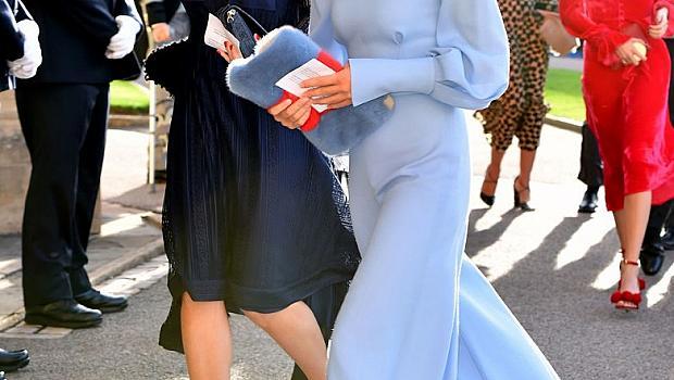 Звездните гости на сватбата на принцеса Юджини