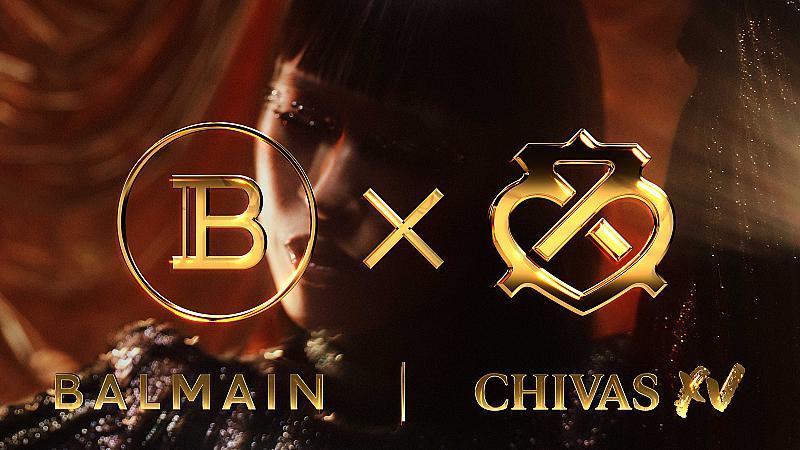 Chivas Regal и Balmain създадоха лимитирана серия шотландско уиски