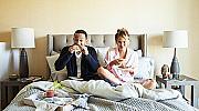 Сандвич с майонеза преди сън? Наистина ли, Криси Тейгън?