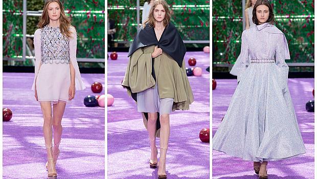 Париж: Christian Dior HC есен-зима 2015