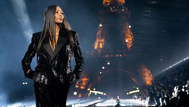 Рок и романтика от Saint Laurent пролет-лято 2020