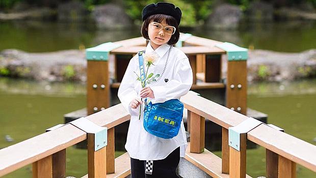 INSTAFAMOUS: Коко - модна икона на 6 годишната възраст