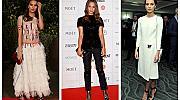 27 модни визии на Алисия Викандер, които правят разпознаваем стила на шведката