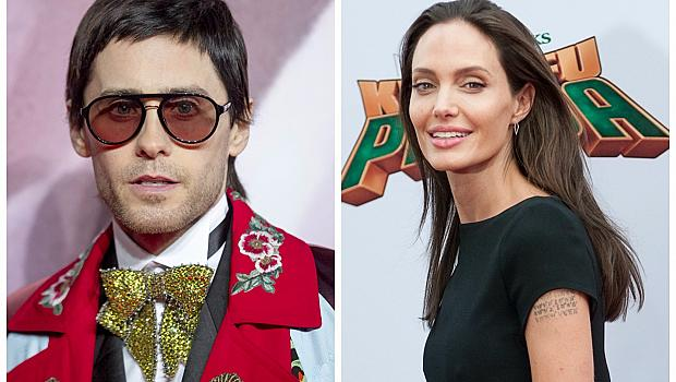 Анджелина Джоли излиза с Джаред Лето?