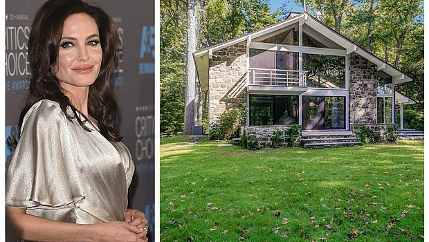 Къщата, в която е израснала Анджелина Джоли