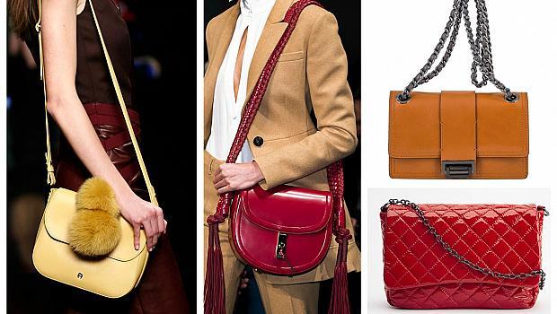10 модерни и практични чанти през рамо