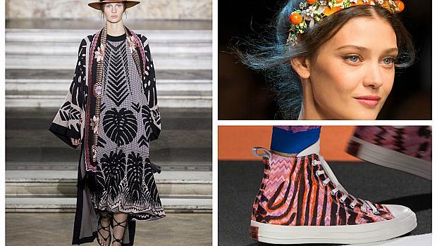Модни идеи от подиума за следващото лято