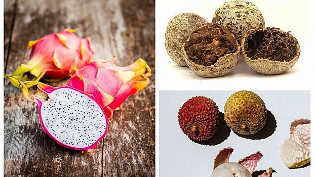 Кратък справочник на някои странни плодове, които може да намерите по пазарите дори у нас