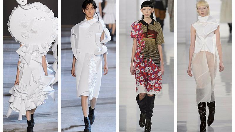 Maison Margiela и Viktor & Rolf – двете екстравагантни лица на висшата мода в Париж