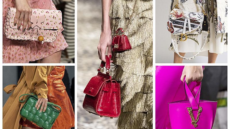Чантите тази пролет ще са по-ефектни и разнообразни от всякога