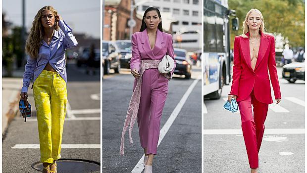 Цветните панталони от Ню Йорк ще ви накарат да се усмихнете