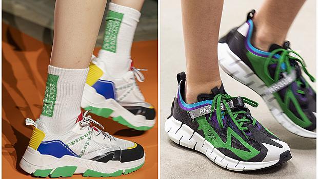 Спортните обувки, с които ще се откроим във фитнеса