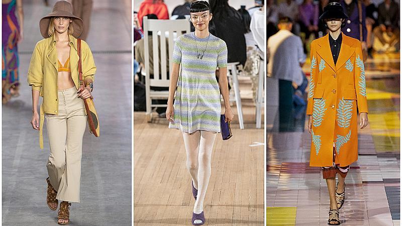 Лято в духа на 70-те: 25 визии от модния подиум