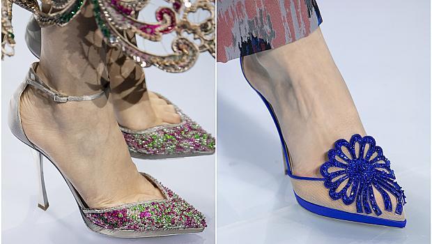 Блестящите обувки, в които ще се влюбите
