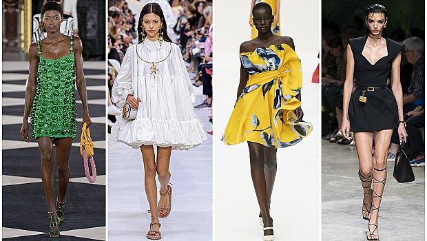 Късите рокли, с които ще привлечем всички погледи